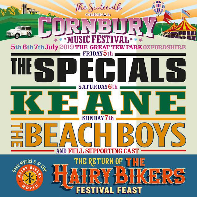 cornbury festival line-up
