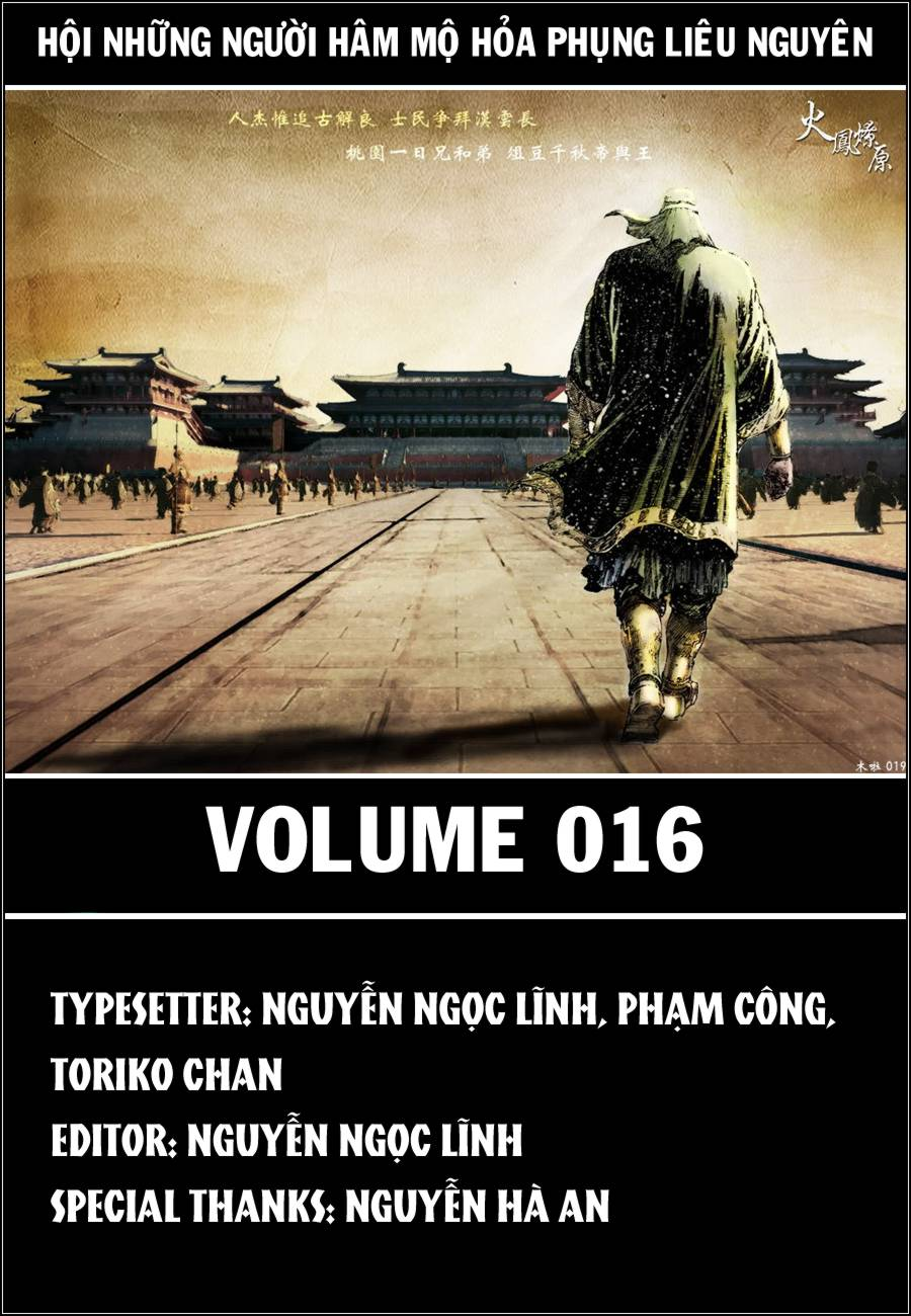 Hỏa Phụng Liêu Nguyên tập 134 - 1