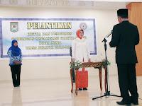 Walikota Lantik Ketua dan Pengurus GOW Kota Bima 2018-2023