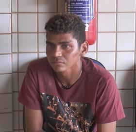 Velho conhecido da polícia foi preso acusado de ameaçar agente de saúde em Itaituba