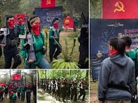 Validkah Foto-foto Latihan Komunis Bersenjata di Hutan ini?
