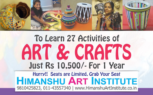 Painting, Drawing, Art & Craft Workshop for All