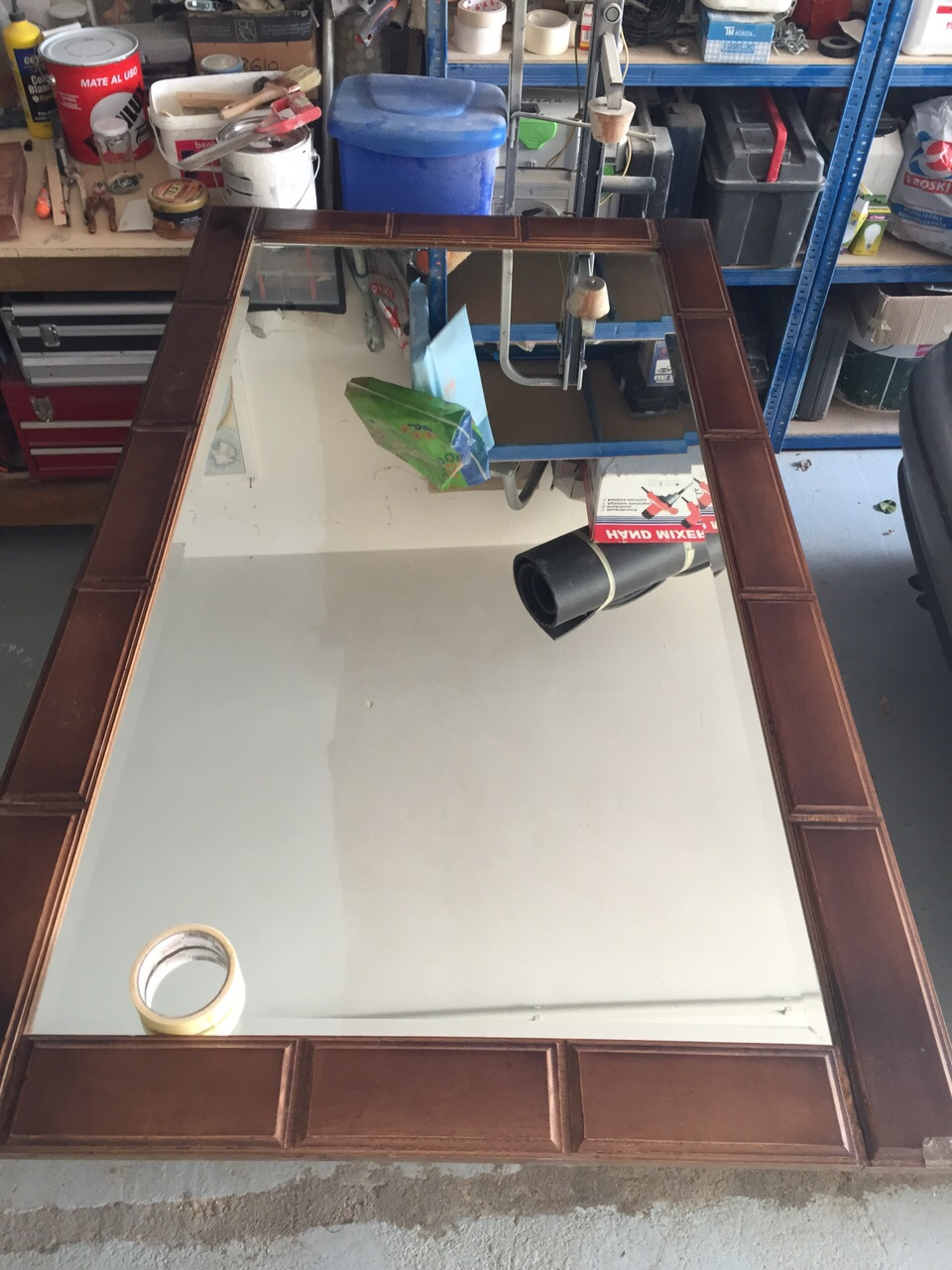 Recikla arte muebles pintados for Muebles jose antonio