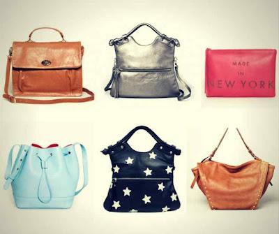 Bolsas Femininas da Marca Americana Pietro (NYC)