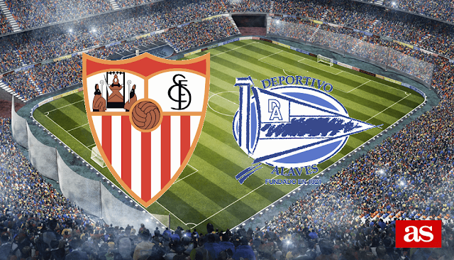 Sevilla vs Alaves Highlights 19 May 2018