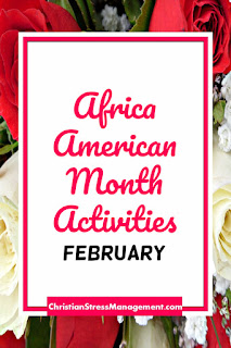 African American Month Activities February