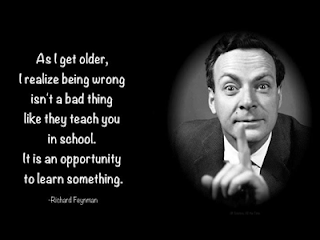 richard feynman's quote
