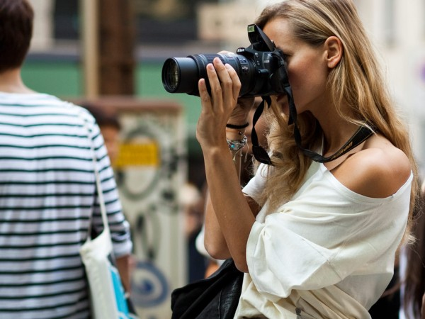 Friday Inspiration: Taking Pictures