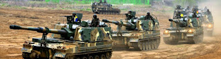 Indian Army To Get New Batch Of K-9 Vajra Howitzers with-In One Month