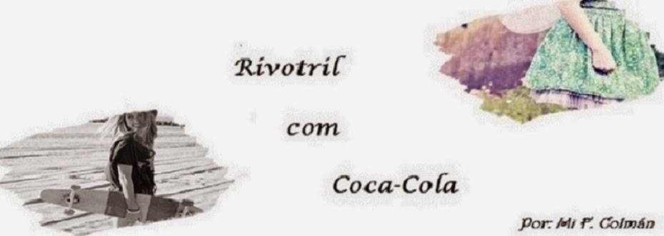 Rivotril com Coca-Cola