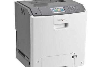 Lexmark C748 Printer Drivers Download