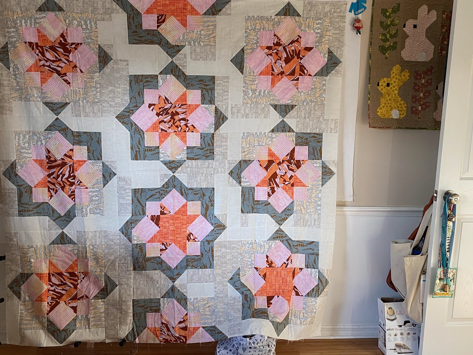 Mystery Quilt Challenge