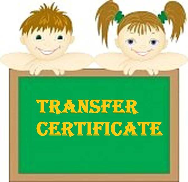 best cover transfer certificate