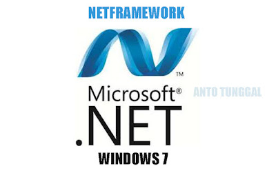 Cara mengatasi gagal install net framework windows 7