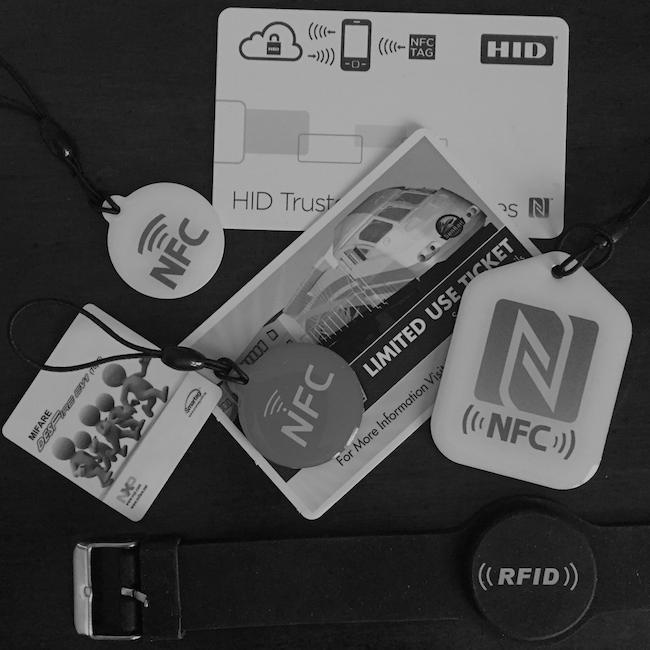 NFC Tag Reader/Writer Hardware