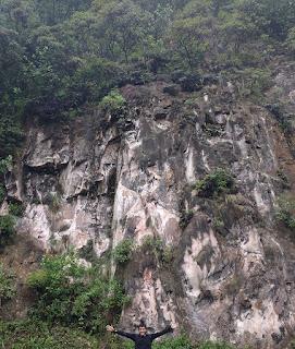 Paredão rochoso do Pico do Jaraguá Foto: acervo Guilherme Teixeira