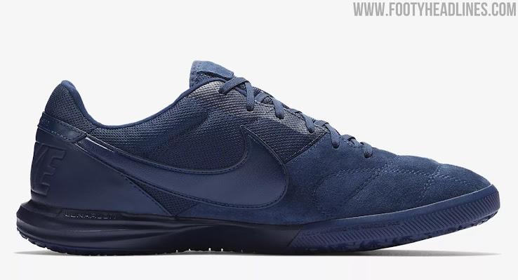 6550951f88fcc Nike Tiempo Premier II Sala - Midnight Navy   White   Midnight Navy. +4. 1  of 5. 2 of 5. 3 of 5