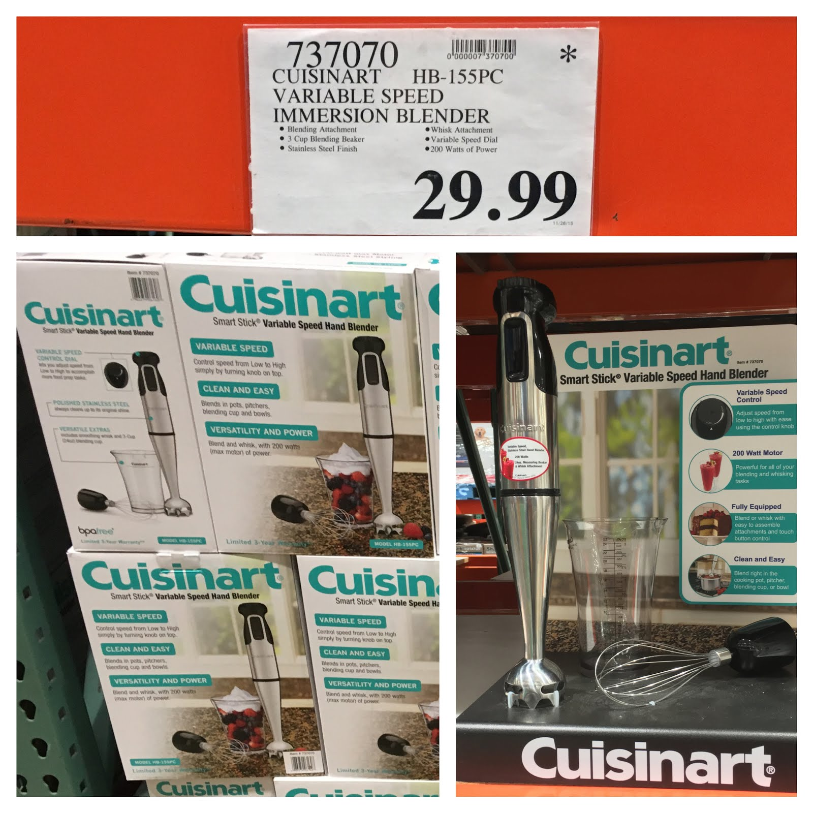 Hand Blender Costco ~ The costco connoisseur survive your whole with