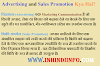 Advertising and Sales Promotion in Hindi