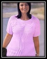 vyazanie spicami dlya polnih jenschin pulover spicami so shemoi i opisaniem