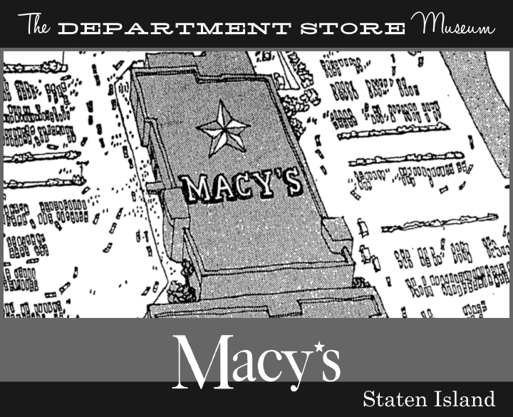 The Department Store Museum R H Macy Co New York City New York