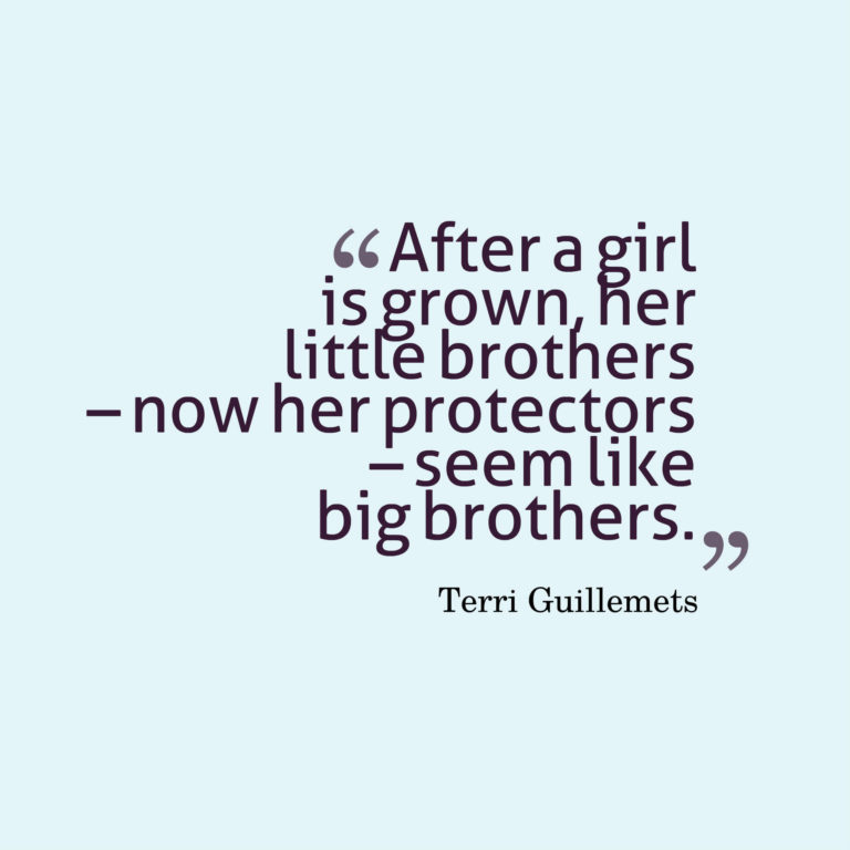 brother protector quotes