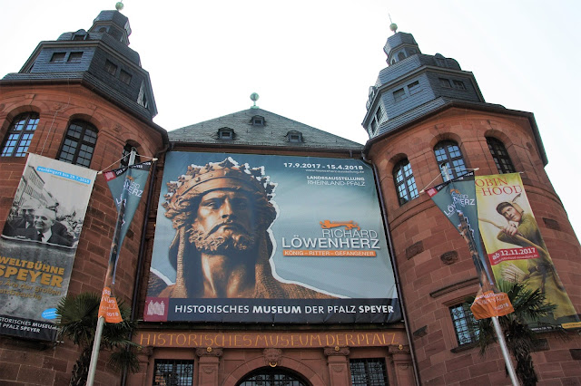 Richard Löwenherz Ausstellung 2017