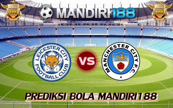 AGEN BOLA - Prediksi Leicester City vs Manchester City 20 Desember 2017
