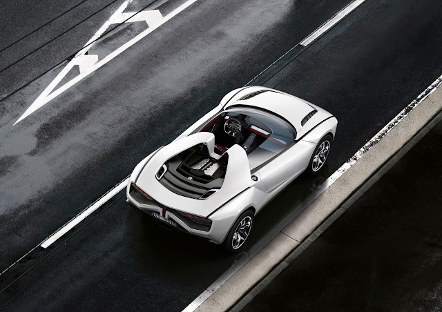 Giugiaro Parcour Roadster