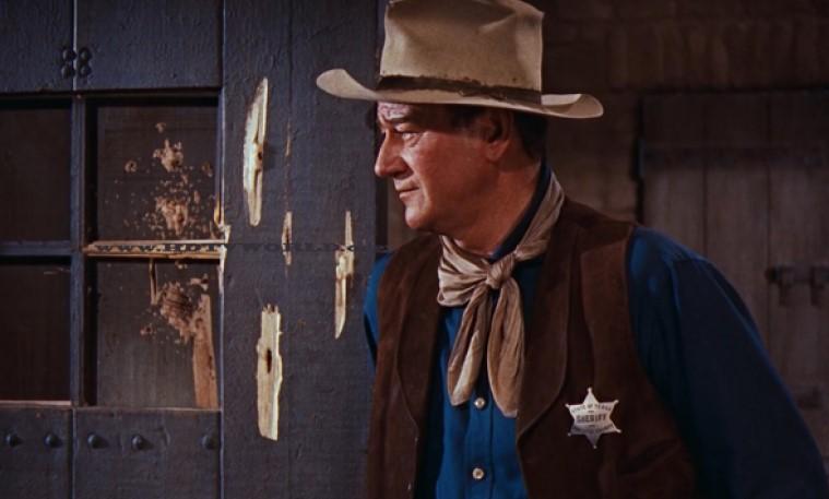 Rio Bravo Elokuva