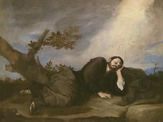 Ribera - El sueño de Jacob (1639)