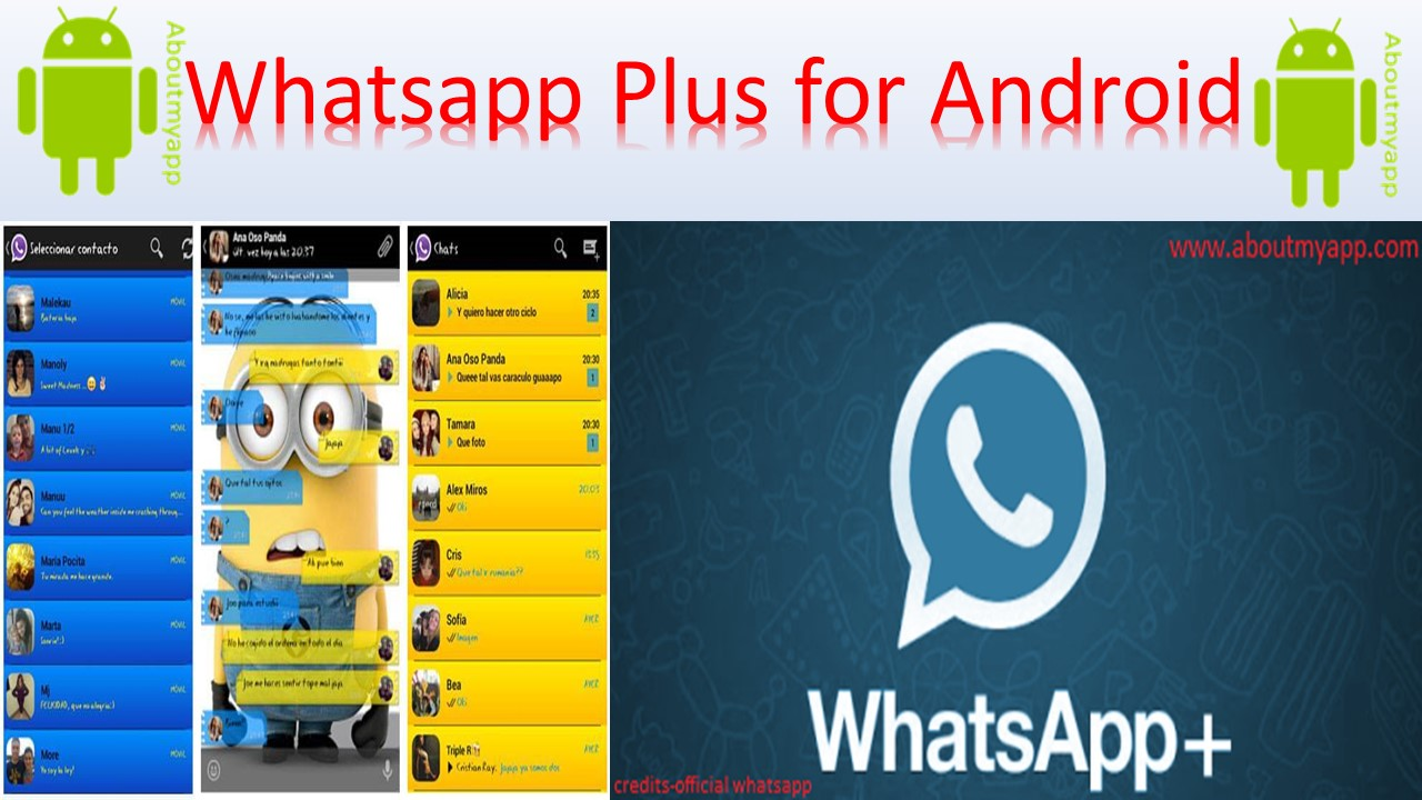 free download whatsapp plus