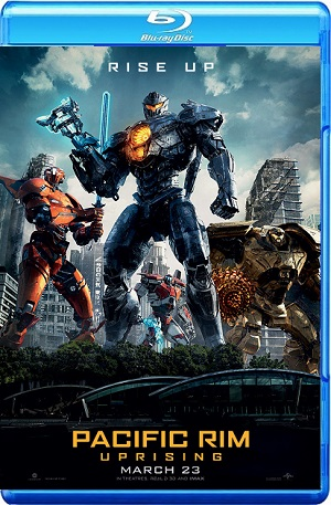 Pacific Rim Uprising 2018 HDRip 720p 1080p