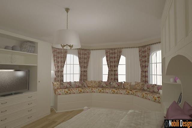 Design interior - case - apartamente - stil - clasic- modern - cu materiale de designer - Bucuresti