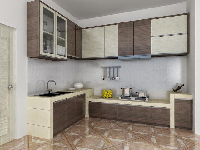 6 Ragam Warna untuk Wujudkan Dapur Istimewa yang Nyaman