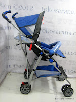 5 Polo Signature Buggy Baby Stroller