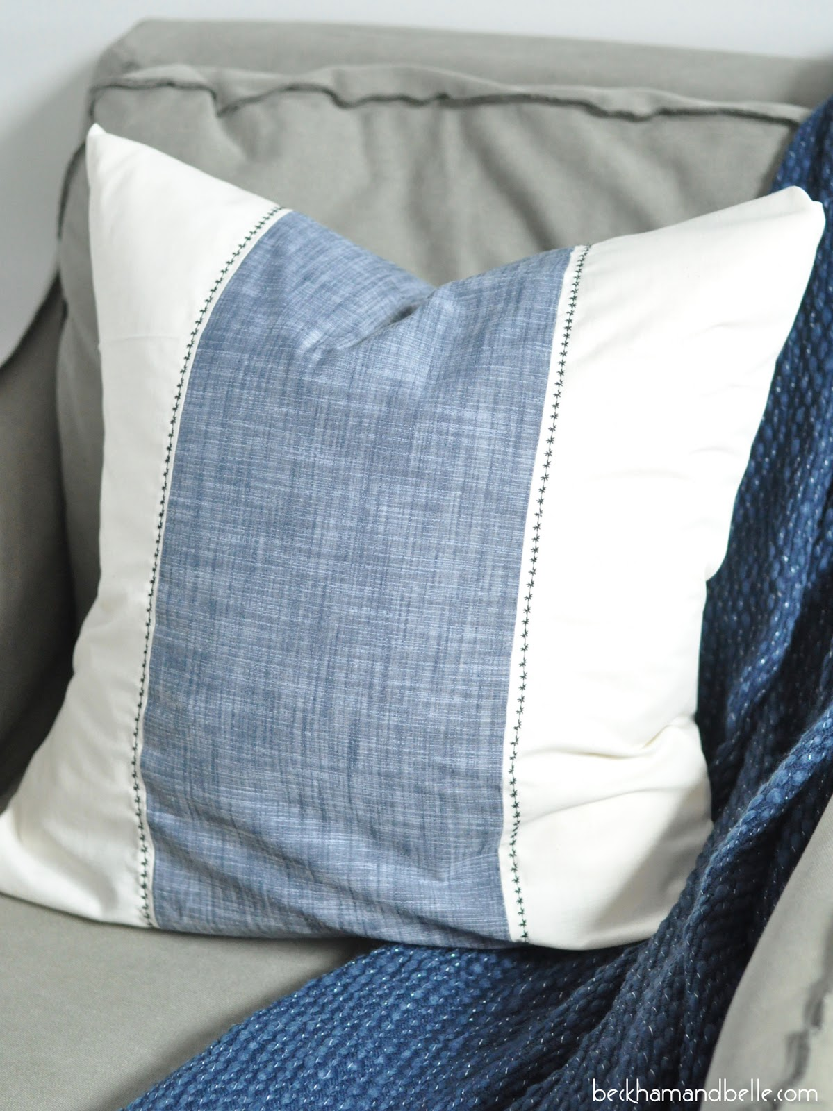Serena And Lilly Serena Lily Inspired Throw Pillow Beckham Belle