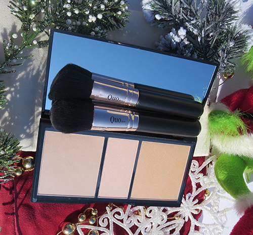 Quo Cometics Soft Focus Highlighting Palette only at Shoppers Drug Mart #2016giftguide