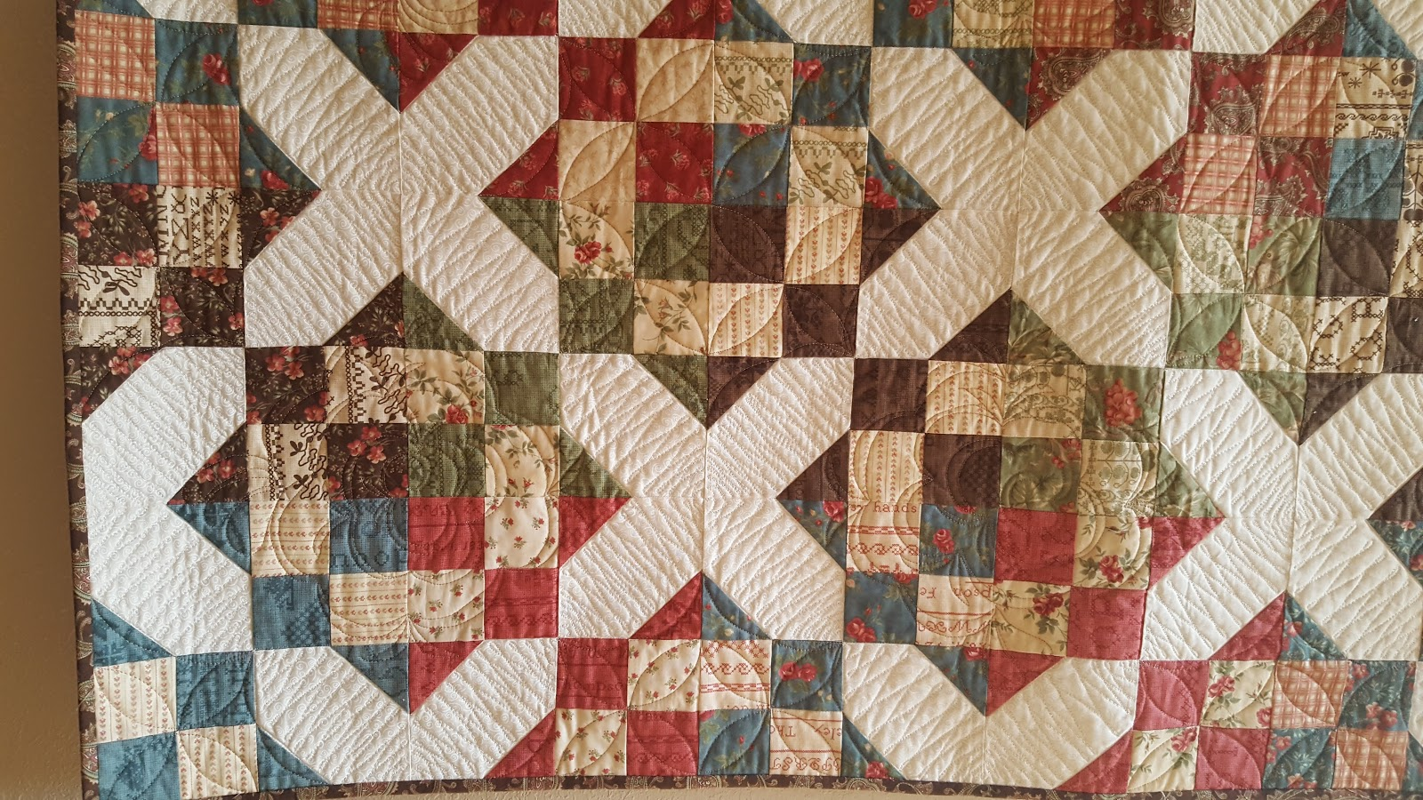 Colleen S Quilting Journey Open A Can Of Worms Quilt