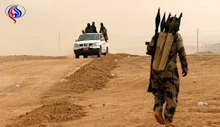 خطبة لـعصابة داعش الارهابي  في تلعفر تنتهي بمجزرة و اعتقالات بين صفوفه !