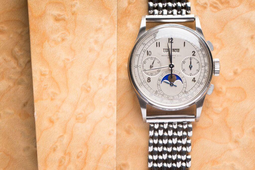 Patek Philippe Reference 1518 Jam Tangan Termahal Nombor 1 Dunia