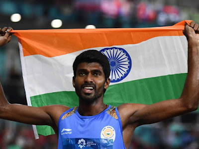 asian games 2018 news, first gold medal for india in asian games 2018, gold in asian games, gold medal today, gold medalist in asian games 2018, jinson johnson,