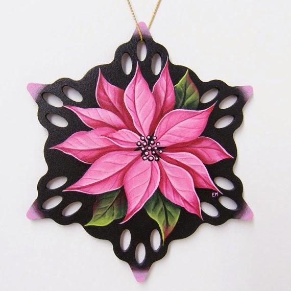 https://www.etsy.com/listing/109706059/christmas-ornament-hot-pink-poinsettia
