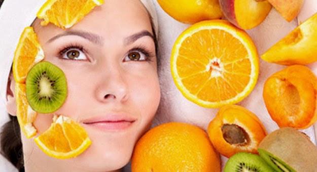 فـوائد البرتقال للبشرة