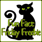 Fun Fact Friday Freebie