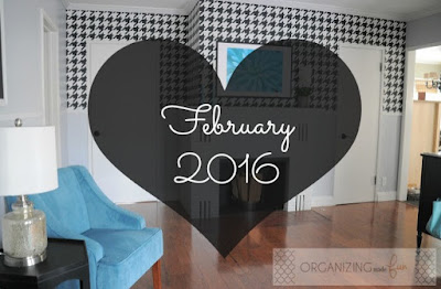 Month of Love :: OrganizingMadeFun.com