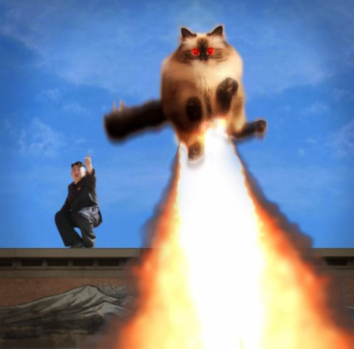 Bonzi Cat Attack And More Blueiskewl