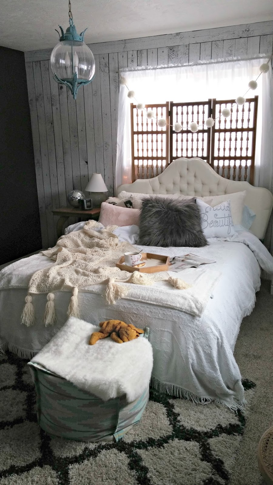 Sundays Are For Staying In Creating A Cozy Bed Little