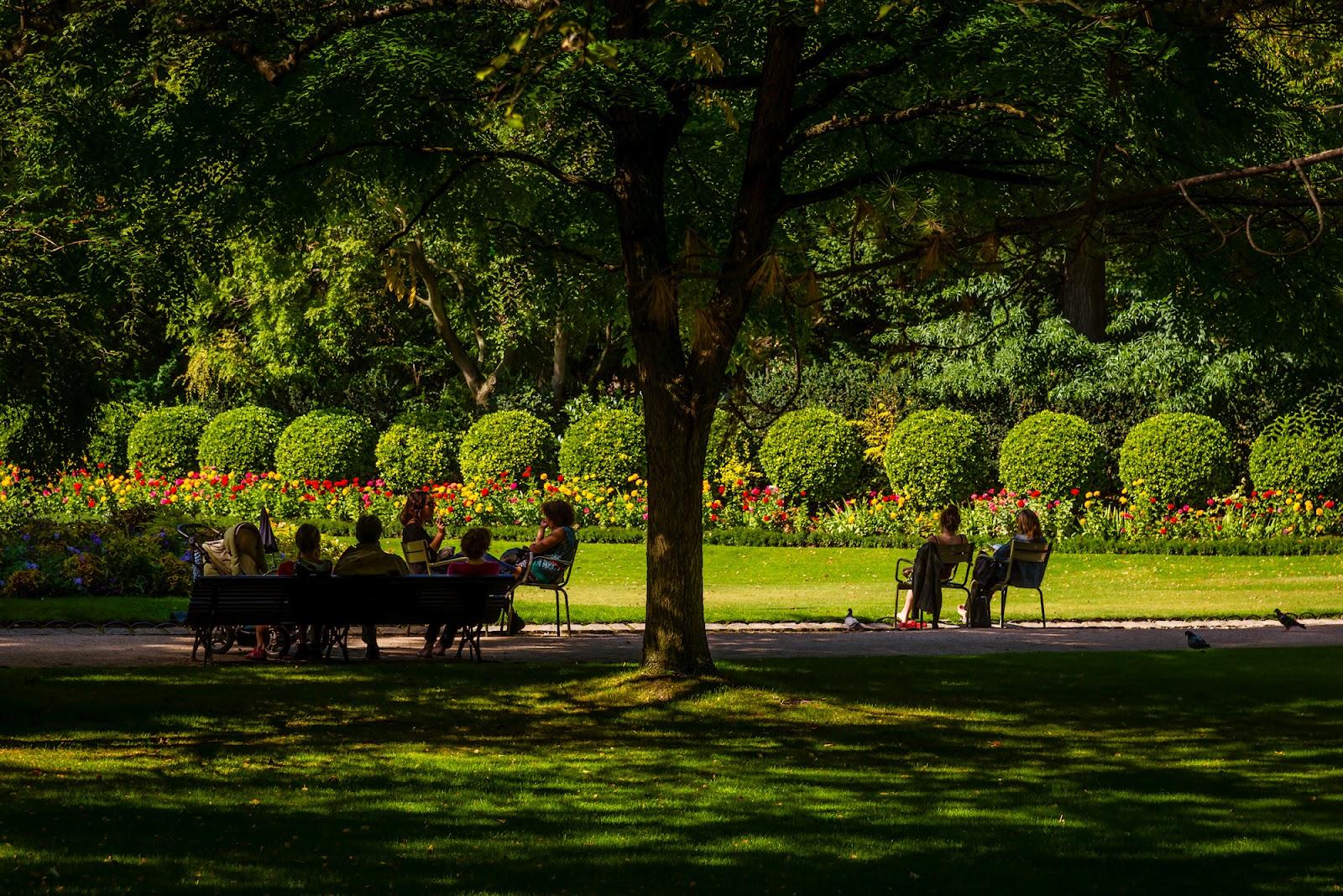 Hemingway's Paris: Jardin du Luxembourg, Saint-Sulpice and along the Seine