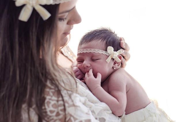 acessório mãe e filha